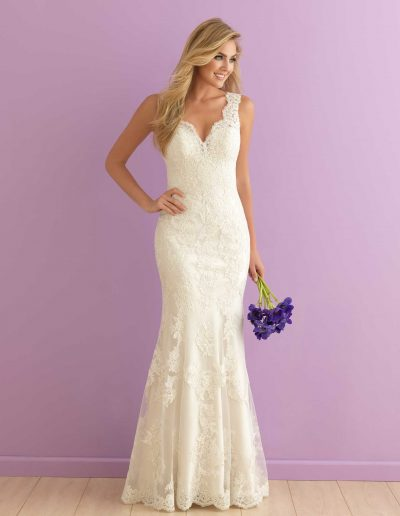 Olina bridal gown
