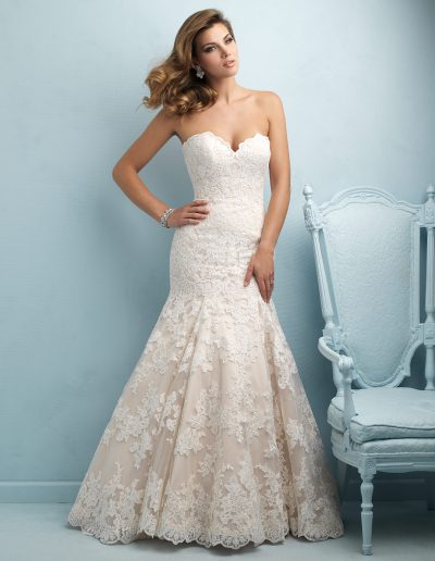 Zamilla bridal gown