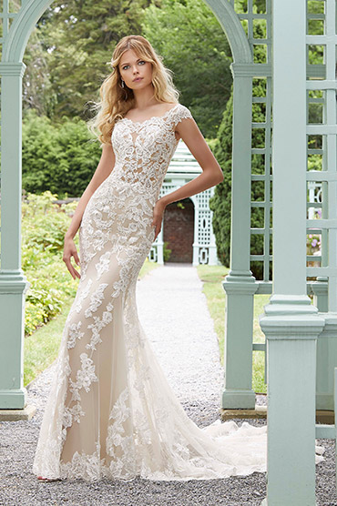 Mori Lee Bridal wedding gown