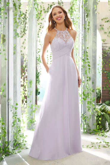 Mori Lee bridemaids gown